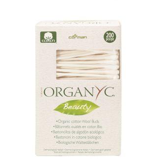 Organic Cotton Buds by Organyc