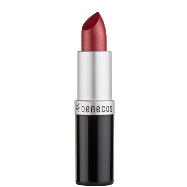 Natural Lipstick Red Colour by benecos