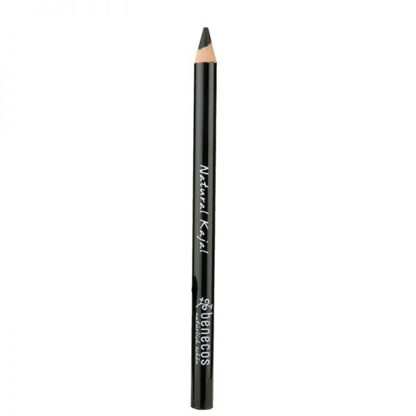 black vegan natural eyeliner by benecos