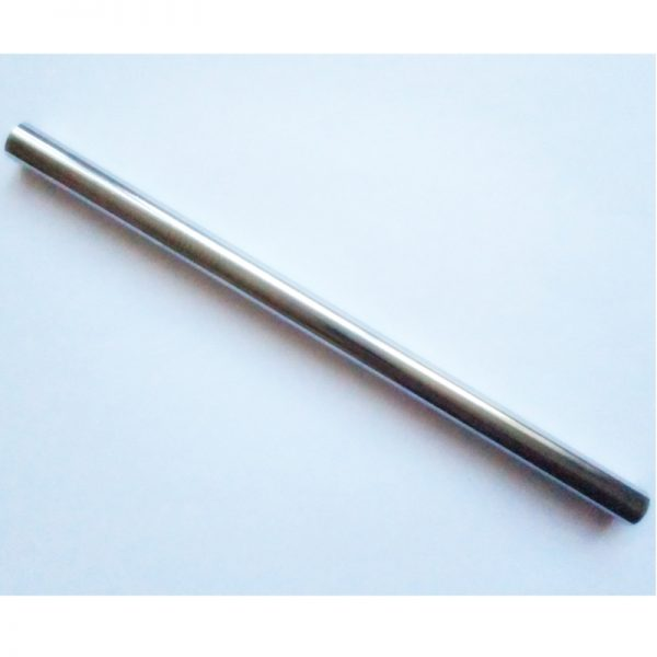 Stainless steel silver eco friendly plastic free smoothie straw