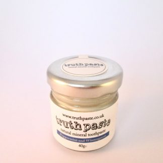 Vegan and Natural Toothpaste by Truthpaste