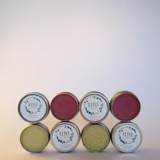 Natural Vegan Lip Balms by Bliss Botanicals