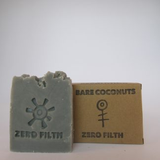 Vegan Natural Coconut Soap by Primal Suds