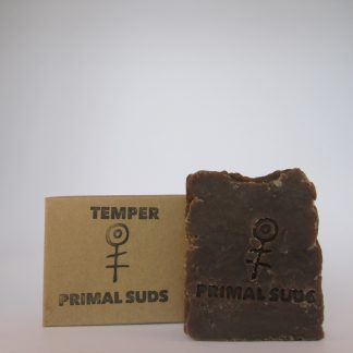 Vegan Natural Shampoo bar by Primal Suds