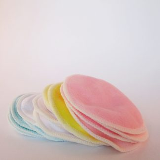 Reusable make up removal wipes