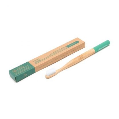 Bamboo Toothbrush by Georganics