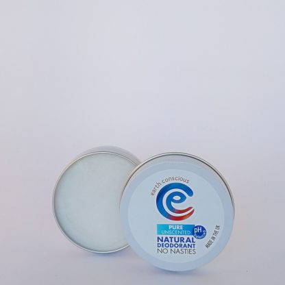 Vegan Natural Deodorant by Earth Conscious
