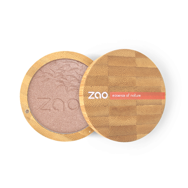 Shine up powder by Zao, Pink colour