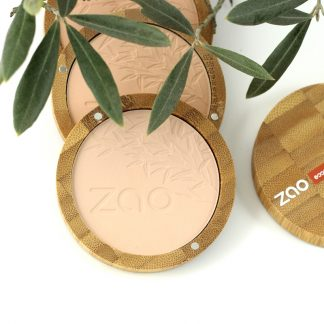 Natural Compact Powder by Zao