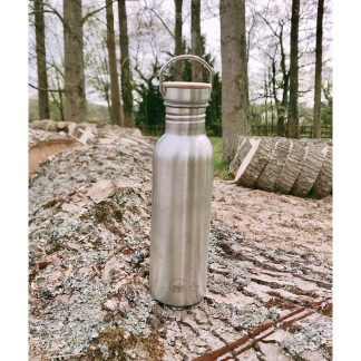 Stainless Steel Water Bottle by Mintie
