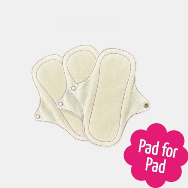 Reusable Panty Liners by Eco Femme