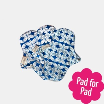 Reusable Panty Liners by Eco Femme without PUL