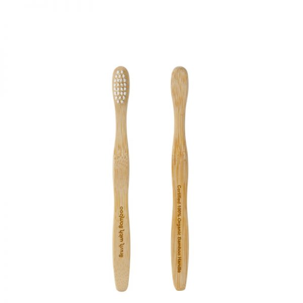 Eco Friendly Bamboo Toothbrush for Children