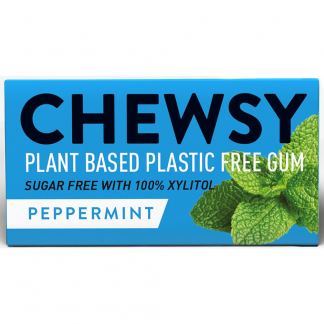 Plant Based Plastic Free Gum by Chewsy