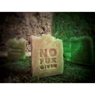 Natural Vegan Bar of Soap by Primal Suds - no fux given