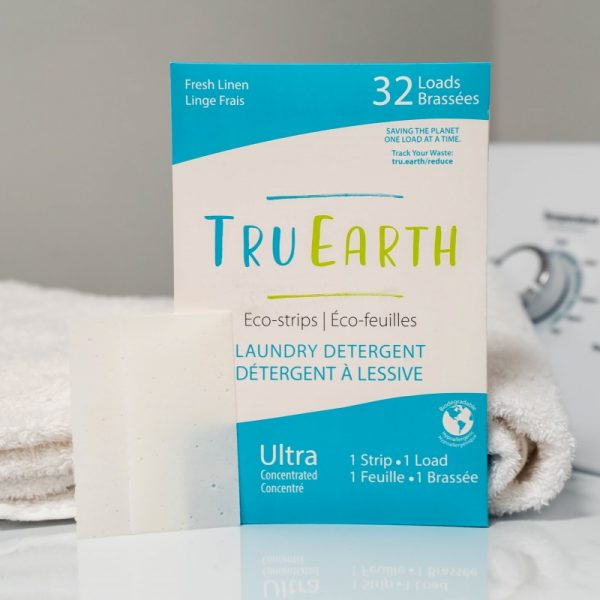 Tru Earth Laundry Strip Fresh Linen Scent