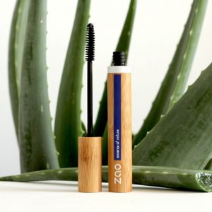 Natural Aloe Vera Mascara by Zao
