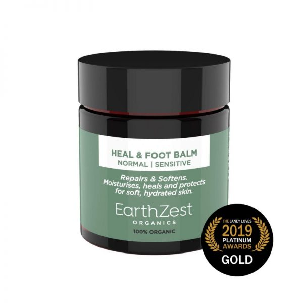 Heal and foot balm