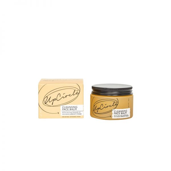 Cleansing Face Balm glass jar and box