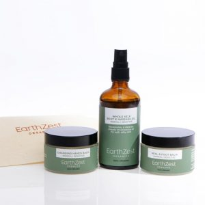 Whole self body skincare kit