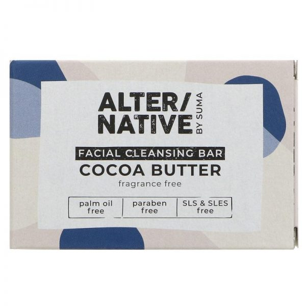 cocoa butter natural facial cleanser